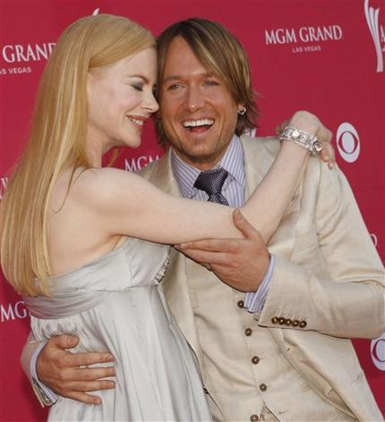 Nicole Kidman With Keith Urban Latest Still