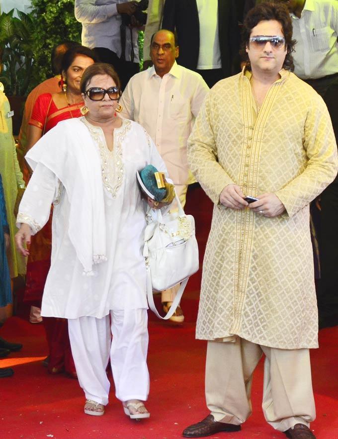 Fardeen Khan at Friend Esha Deol Wedding Ceremony