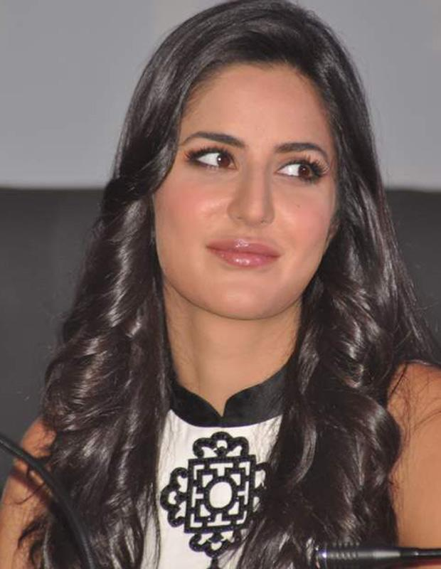 Katrina Kaif Curly Hair Glamour Face Still