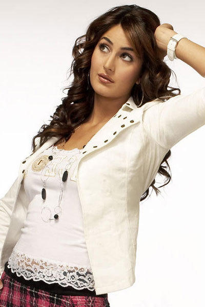 Katrina Kaif Cute Pose Photo Shoot
