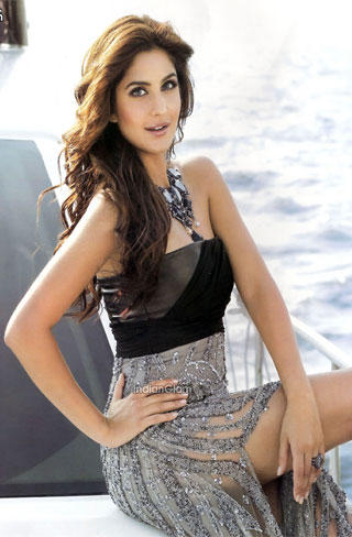 Katrina Kaif Hot Pose Photo Shoot