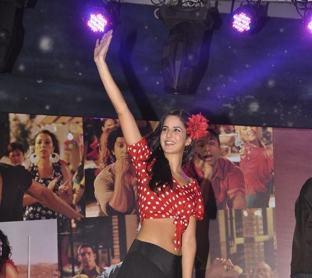 Katrina Kaif at The Promotional Event Of ZNMD