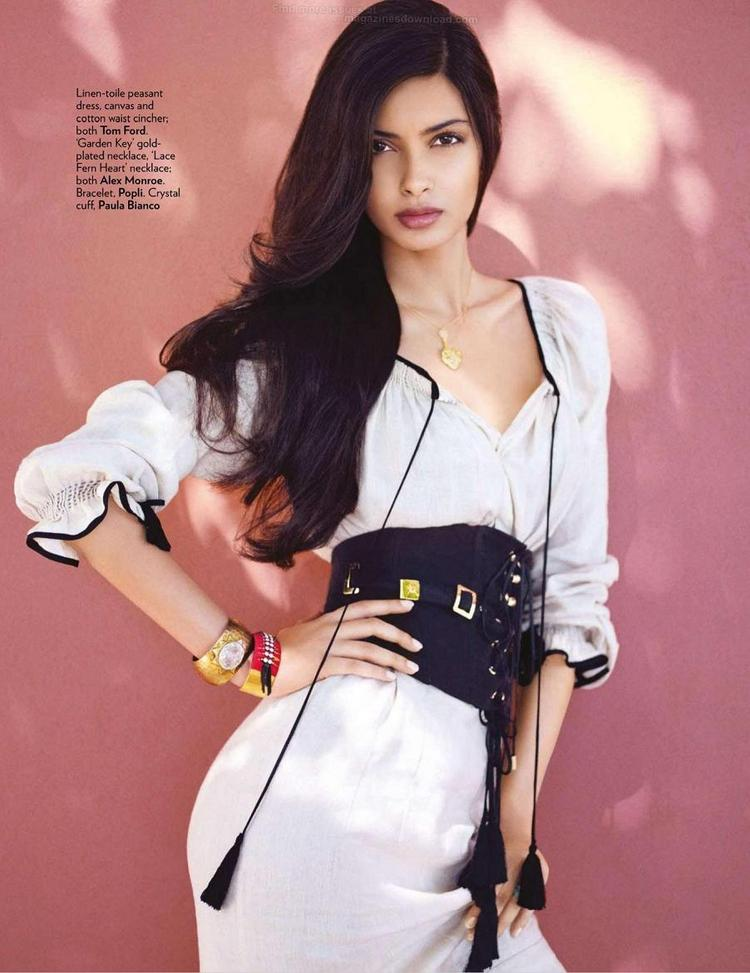 Sizzling Diana Penty Photo Shoot For Vogue
