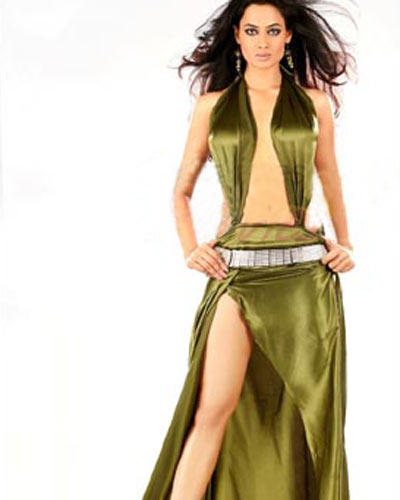 Shweta tiwari hot dress