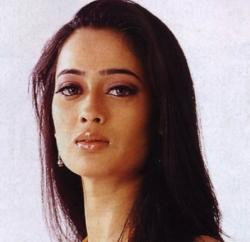 Shweta Tiwari Wet Face Look Still