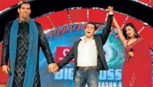 Shweta Tiwari wins Big Boss Season 4
