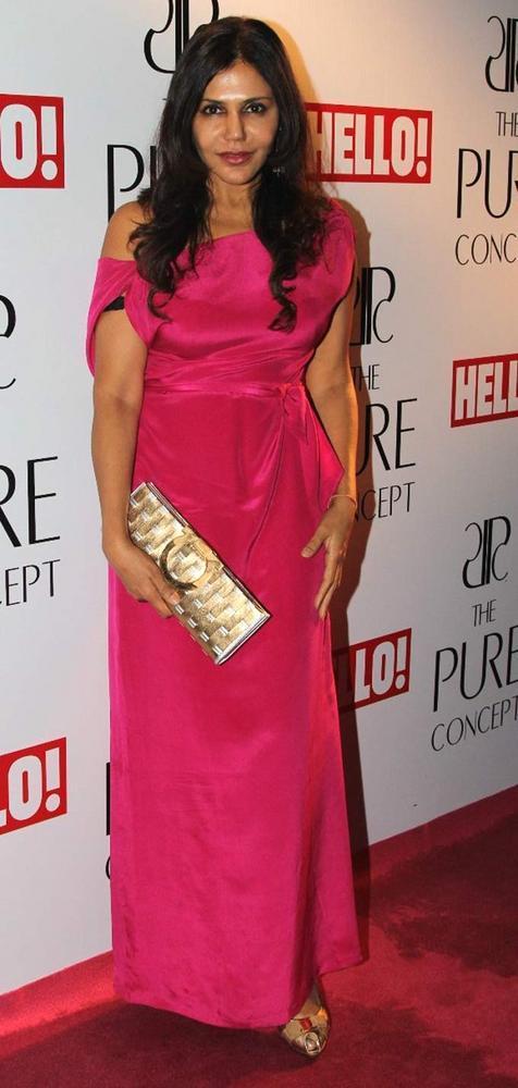 Nisha Jamvwal at Pure Concept Store Launch