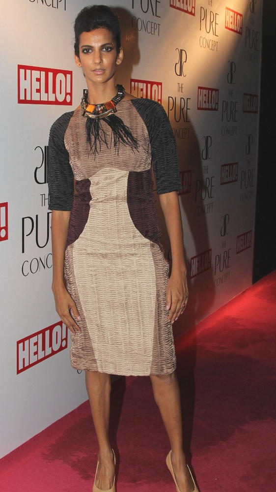 Poorna Jagannathan at The Launch Of Pure Concept Store