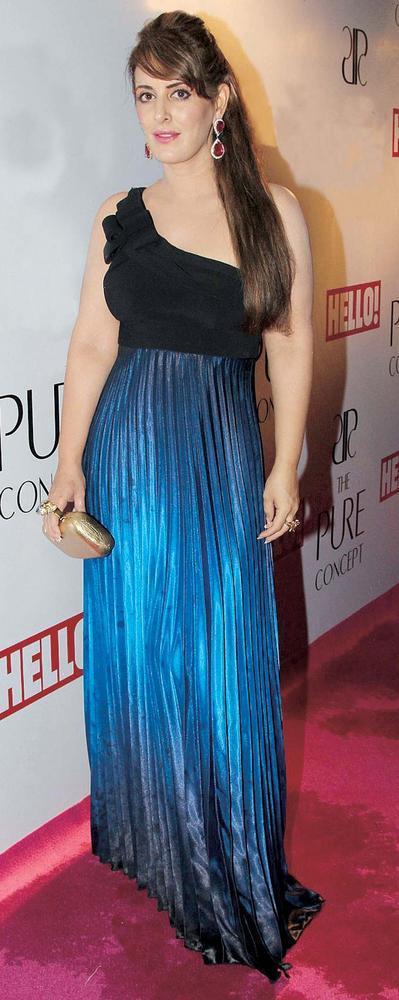 Pria Kataria Puri Sexy Pose at Pure Concept Store Launch