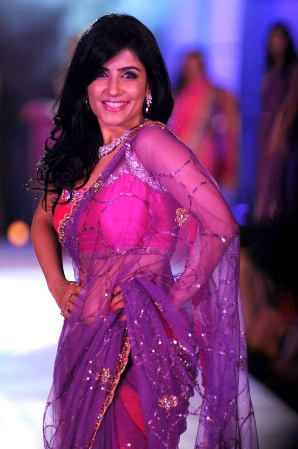 Celeb Walks Ramp at CPAA For Manish Malhotra Fashion Show