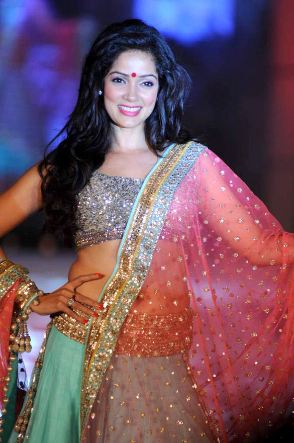 Vidya Malvade Looks Gorgeous at CPAA