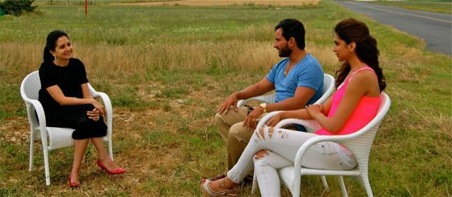 Saif Ali Khan and Deepika Padukone talk to Anupama Chopra about Cocktail