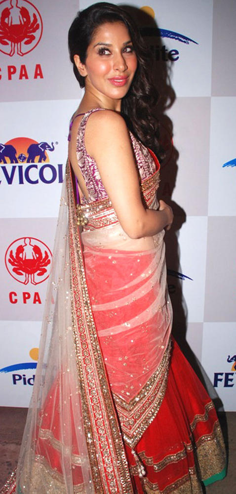 Hot Sophie Chaudhary Sexy Pose at CPAA Fashion Show 2012