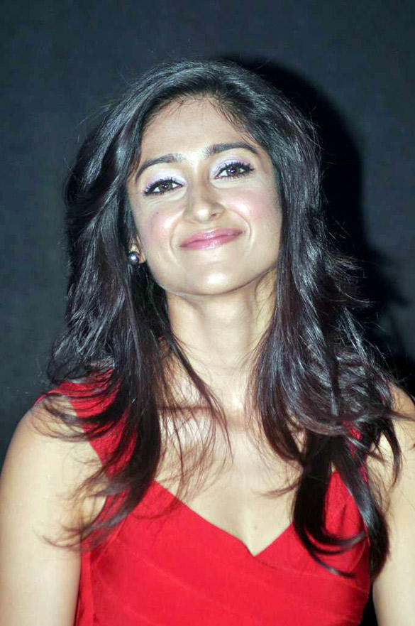 Ileana D'Cruz Sweet Smile Pic at The First Look Launch Of Barfee