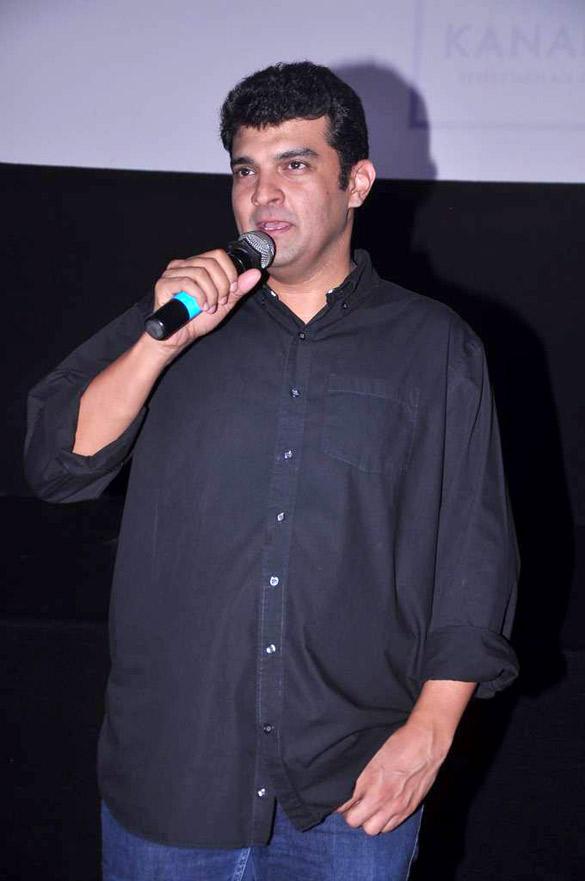 Siddharth Roy Kapoor Speak During  Barfee Movie Theatrical Trailer Launch