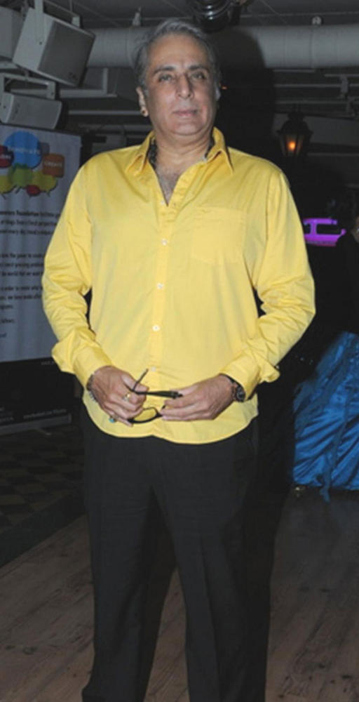 Aditya Raj Kapoor Spotted at Sandip Soparkar Party
