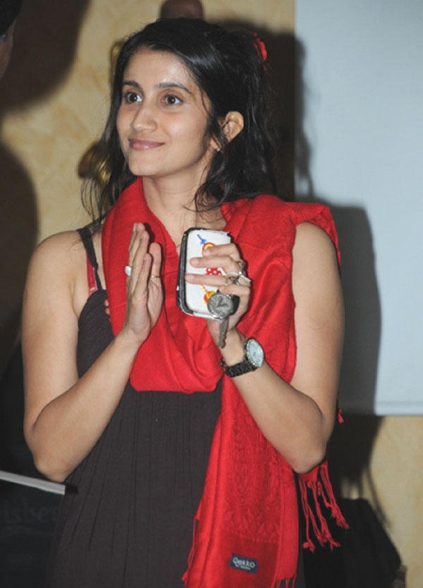 Smilie Suri Spotted at Sandip Soparkar Party at Ballroom Dance Studio