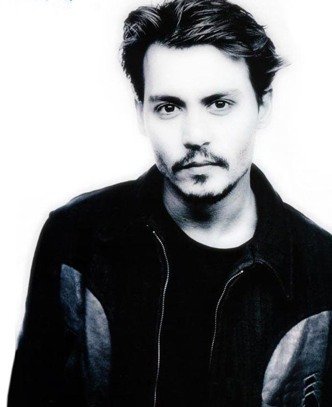 Johnny Depp Who Also is in The Fifth Place