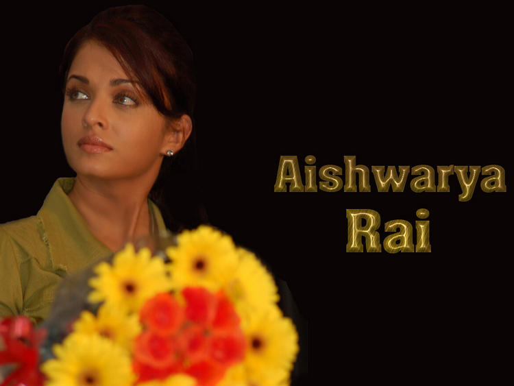 Aishwarya Rai Angry Look Wallpaper