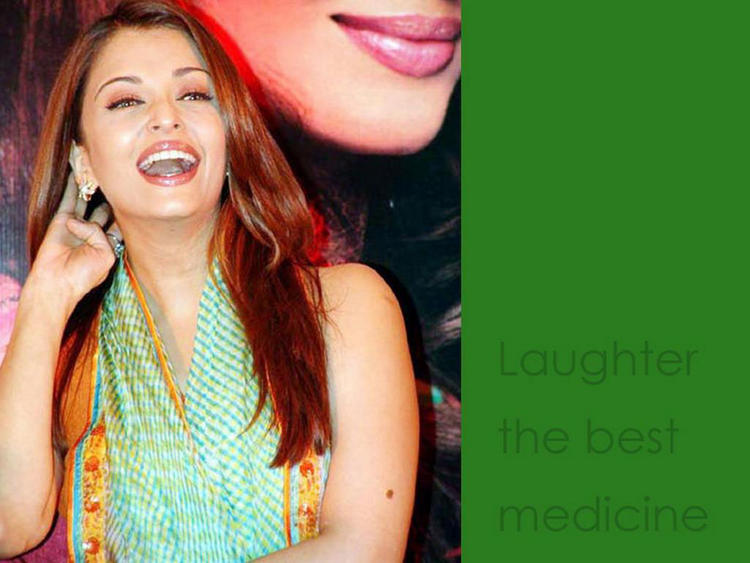 Aishwarya Rai Open Smile Still