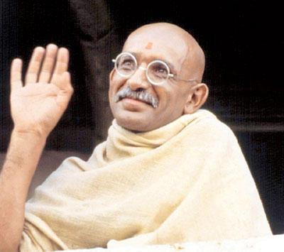 Ben Kingsley Played Mahatma Gandhi in the 1982 Epic 'Gandhi', Earning Himself an Oscar for Best Actor