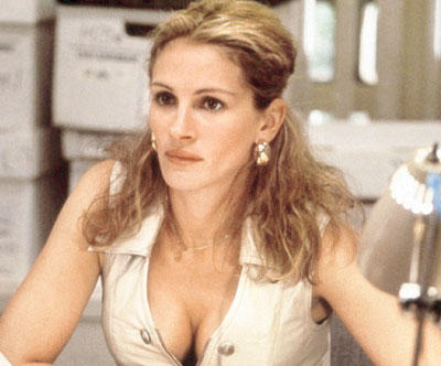 Julia Played Erin Brockovich, Who Fought Against Pacific Gas and Electric Company