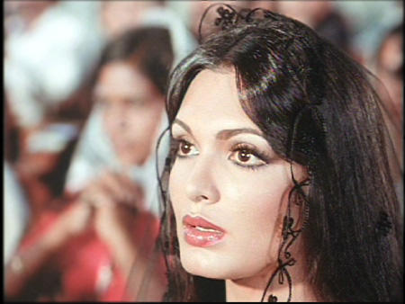 Parveen Babi Glowing Fairy Face Look Still