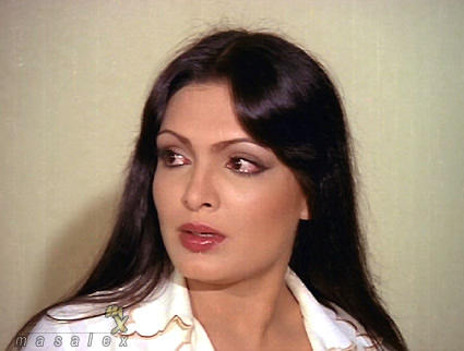 Parveen Babi Nice Face Look Still
