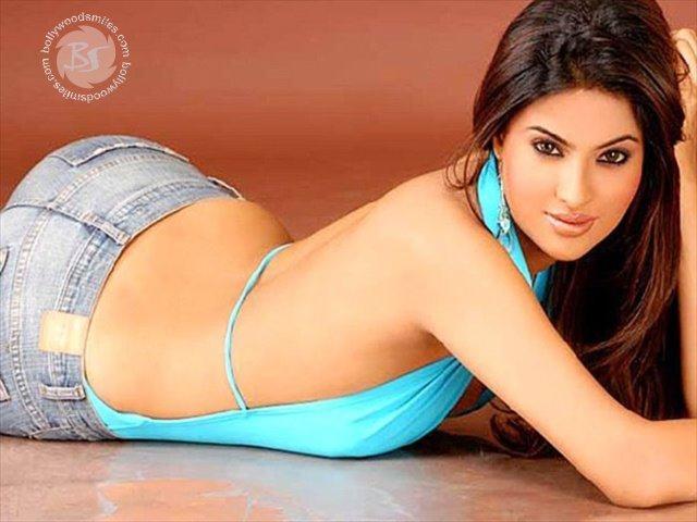 Sayali Bhagat Back Bare Pose Photo Shoot