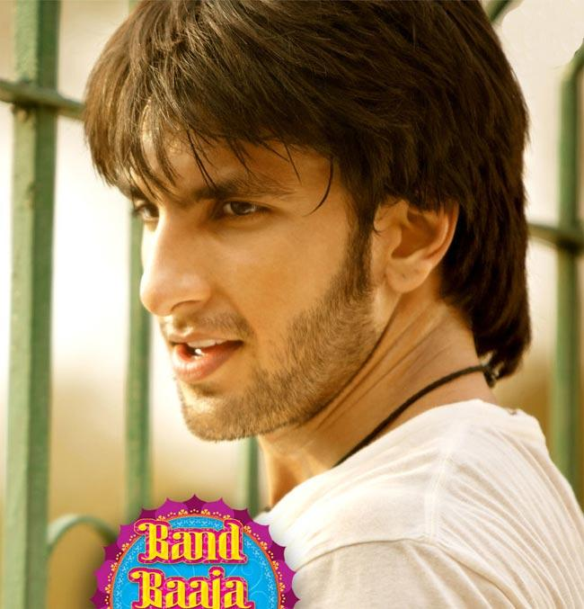 Ranveer Singh Sexy Look In Band Baaja Baaraat