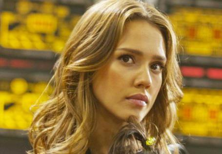 Jessica Alba Cute Face Stunning Still