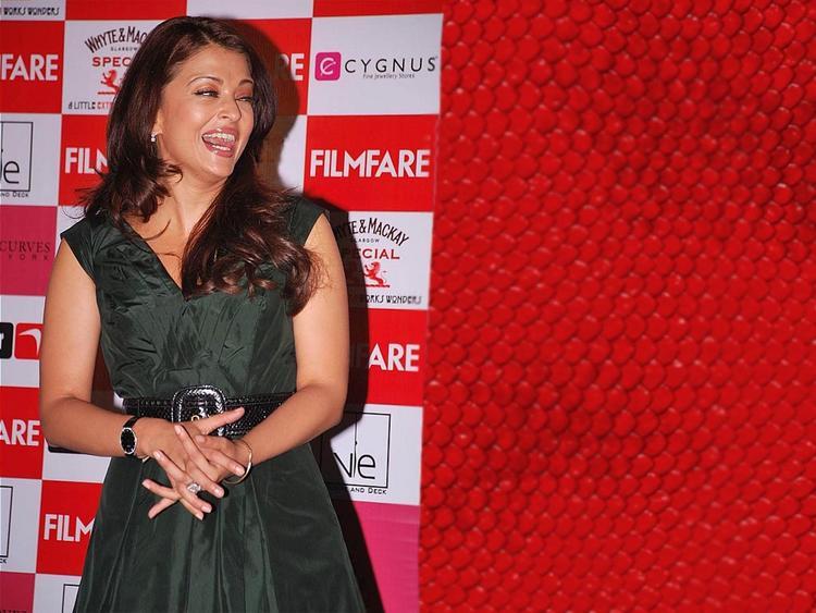 Aishwarya Rai at Filmfare Magazine Launch