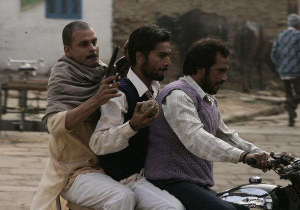 Gangs Of Wasseypur's I Am A Hunter Song Latest Still