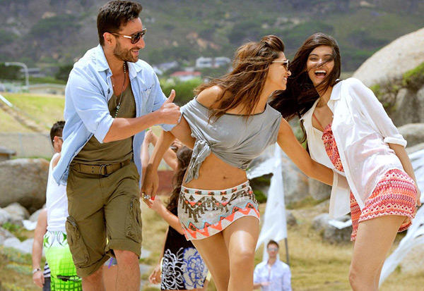 Second Hand Jawaani Controversial Song Still In Cocktail
