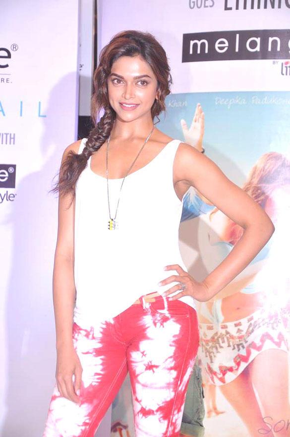 Deepika Padukone Launches Melanges Lifestyle Cocktail Ethnic Wear