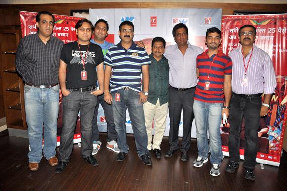 Bol Bachchan Star Cast Meet Fans at Fame Inorbit Mall