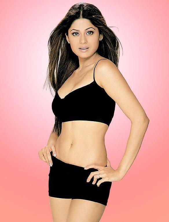 Shamita Shetty Mini Dress Stylist Hot Photo