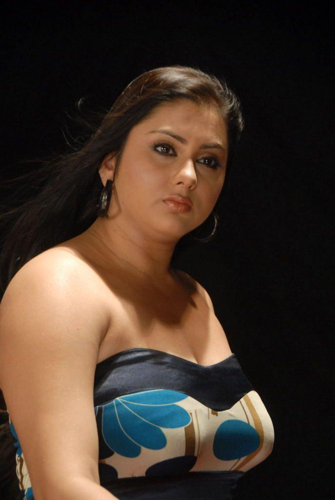 Hot Chubby Actress Namitha Kapoor Still