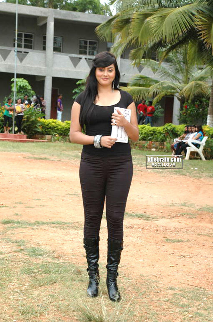 Namitha Kapoor In I Love You Movie