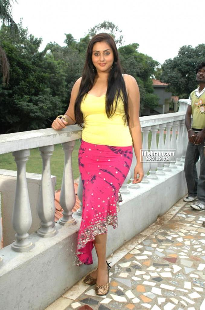 Namitha Kapoor Looking Beautiful In This Dress