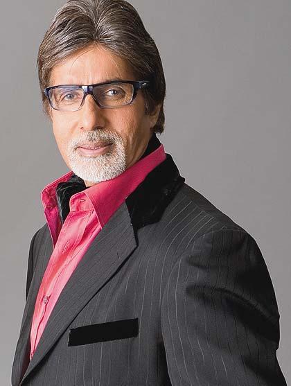 Super Star Amitabh Bachchan Still