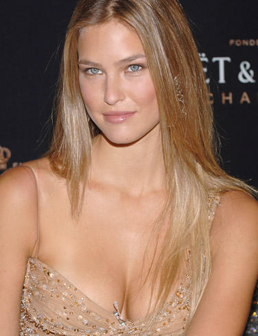 Bar Refaeli Sexy Cleavages Expose Still