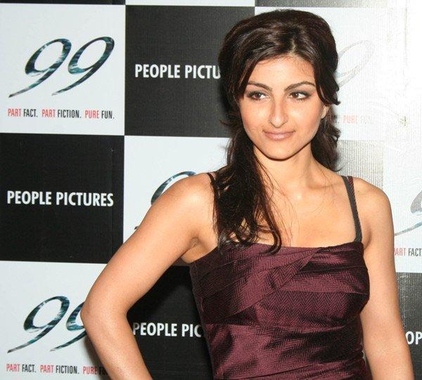 Soha Ali Khan Gorgeous Picture