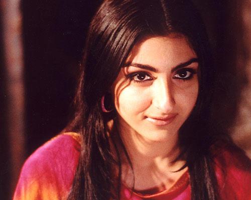 Soha Ali Khan Stunning Face Beauty Still