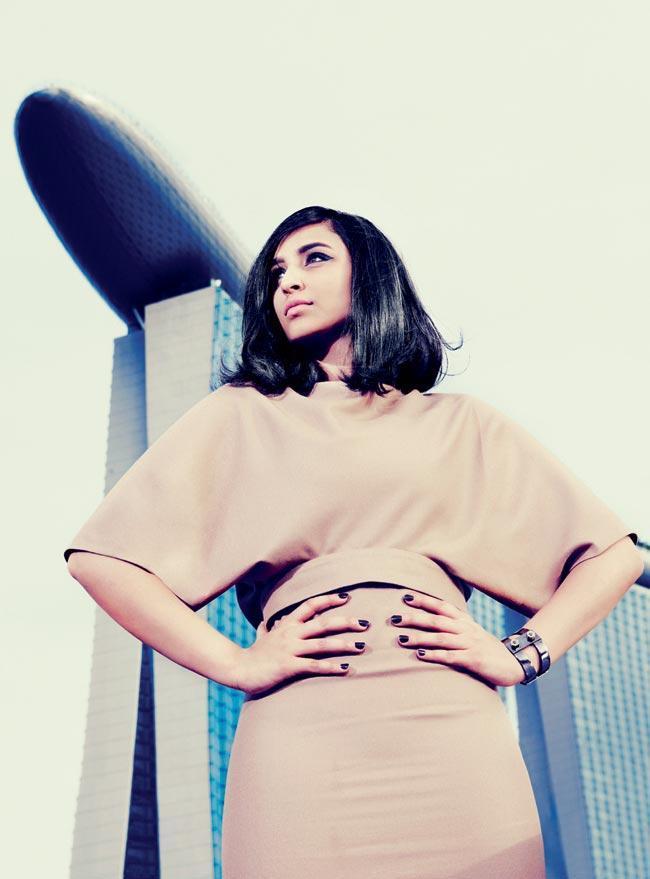 Parineeti Photo Shoot for Harpers Bazaar Magazine India July 2012