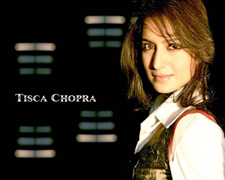 Tisca Chopra Hot Look Wallpaper