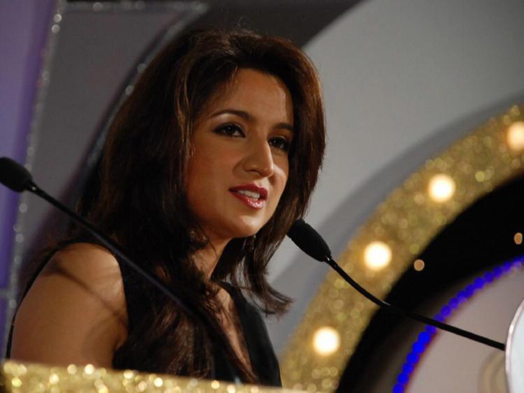 Tisca Chopra at Society Interior Awards