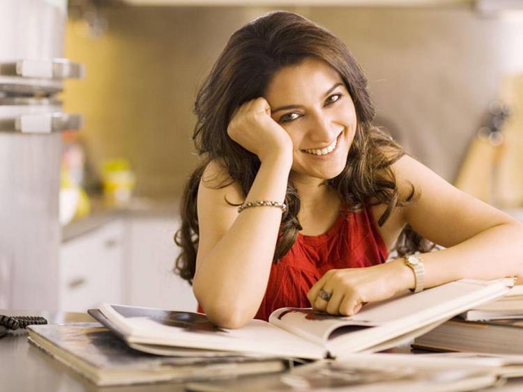 Tisca Chopra Sweet Smile Still