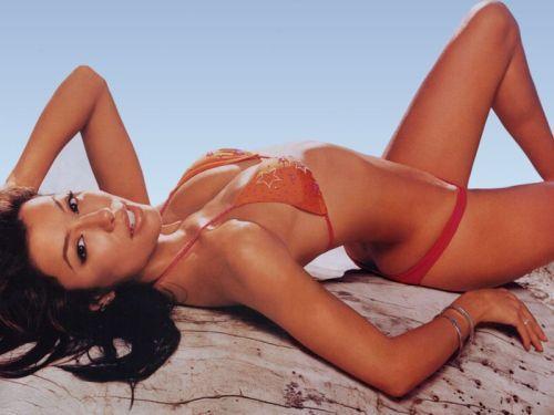 Eva Longoria Bikini Hot Shocking Pic