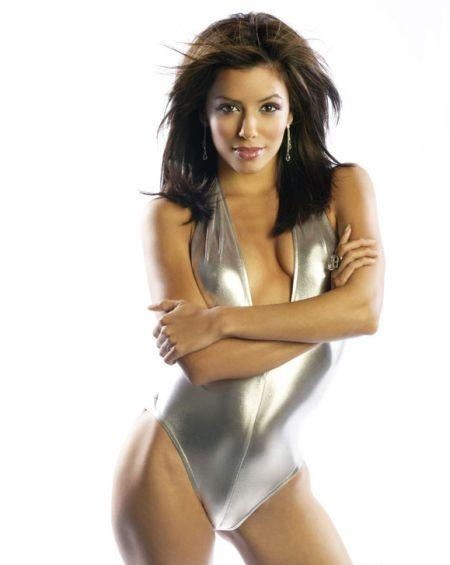 Eva Longoria Swimsuit Hot Rocking Pic